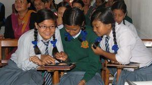 LitWorldRukmini Foundation Reading Aloud