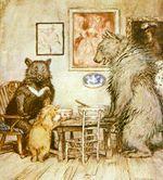 GrimmRackhamthree bears