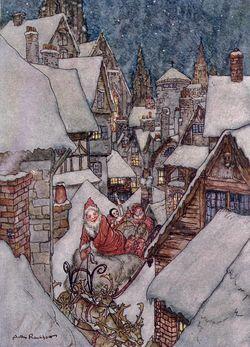Christmas-arthur-rackham