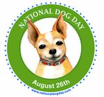 NationalDogDayLogo