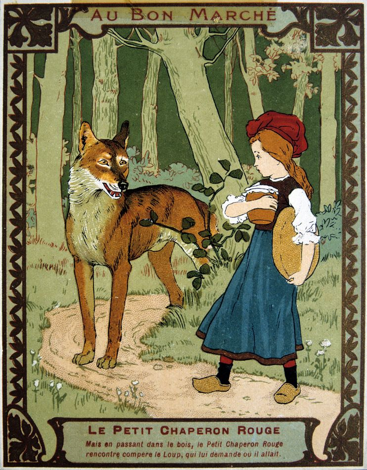 Image result for little red riding hood resistant