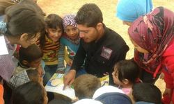 WRADZa'atariSyrianRefugeeCampinJordan
