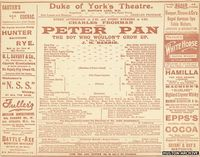 Peterpanprogramme_hultonarchive