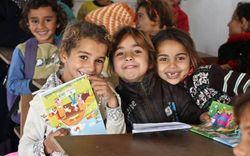 RR Syrian Kids