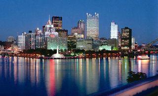 Pittsburgh-Skyline