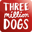 Three-million-dogs-logo