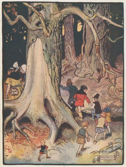 WoodcutterLeadsBoysWoodsH.M.Brock