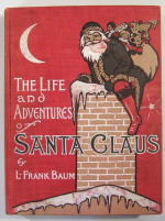 LFrank Baum Life and Adventures Santa Claus Cover
