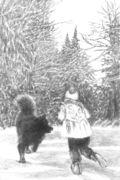 Daisy&winterdog-397KB