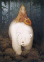 White-BearKingValemonbyTheodorKittelsen(1912)
