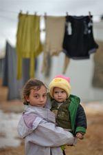GirlBrotherRefugeesSyriaJeffJMitchellGetty