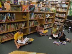 LibraryNorthmontCitySchools
