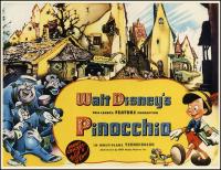 PinocchioDisneyPoster1940