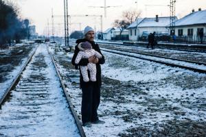 RefugeeSerbia2015