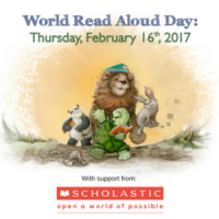 LitWorldRead Aloud Day