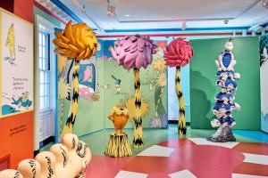 Amazing World of Dr Seuss Museum