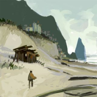 Wizard of earthsea A Vis dev project