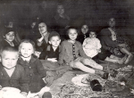 Holocaust Survivors Lambach Camp Germany