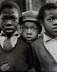 Harlem Boys Ruth Bernhard