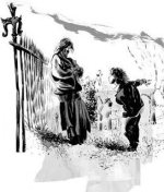 Graveyard Silas & Bod
