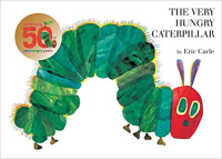 Catepllar 50 yeaes eric carle