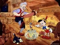 Pinocchio Geppeto Music