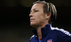 Abby Wambach Chris Graythen Getty Images