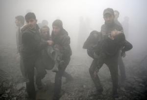 Douma SyriabySameer Al-doumy