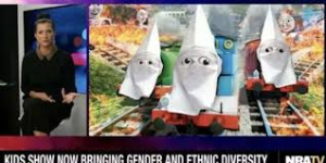 Thomas The Train KKK via NRA