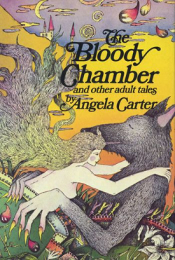Cover Bloody Chamber