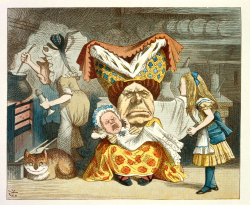 Carroll lewis nurseryVersionTenniel1890