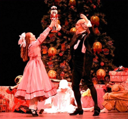 Nutcracker-Maryland Regional Ballet