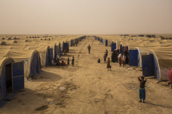 Iraq RefugeeCamp