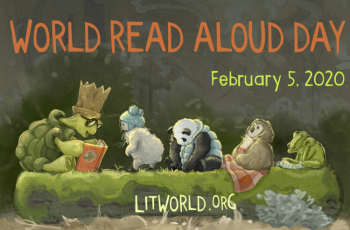 World read aloud day2020