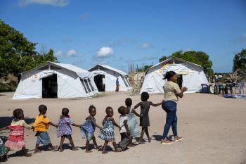 Beiru Mozambique 2.5millrefugees KarelPrinstoo AP Guardian