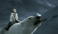 Lyra Rides a Bear MovieNorthern lights  Golden Compass 2007