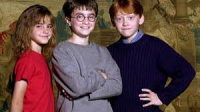 Friends Young Harry Ron Hermione