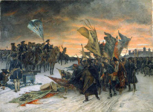 Great Northern War Gustav Cederstrom-Victory atNarva