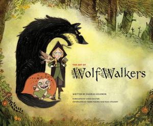 Wolfwalkersm  Artbook