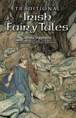 Irish Fairy Tales Traditional James Stevens
