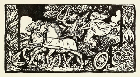 Becfola-in-her-chariot-from-the-wooing-of-becfola-in-irish-fairy-tales-arthur-rackham