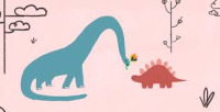 Dinosaurs in Love song Fenn Rosenthal