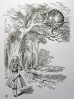 Cheshire Cat 2AliceTenniel