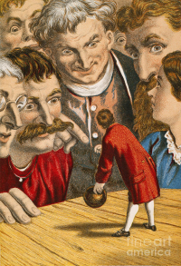 Gulliver Granger A Voyage To Brobdingnag