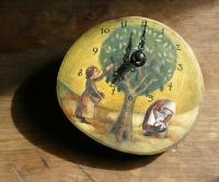Rima Staines Avacado Tree Clock