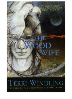 Wood Wife Cover Art Susan Seldon Bonlet