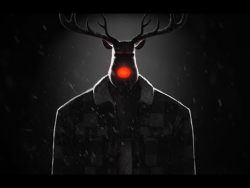 Fear of the Deer Steve Cutts