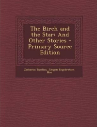 Birch and the Star- Cover Topelius