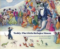 Teddy TheLittle Refugee Mouse