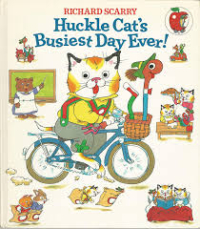 Huckle Cats Book